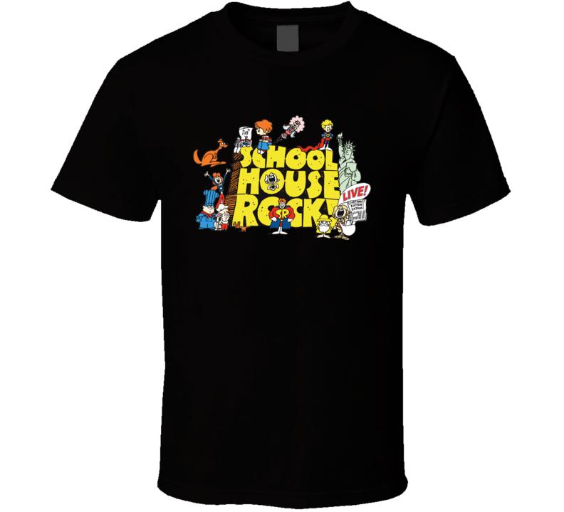 School House Rock T Shirt
