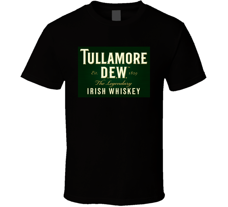 Tullamore Dew Whiskey T Shirt