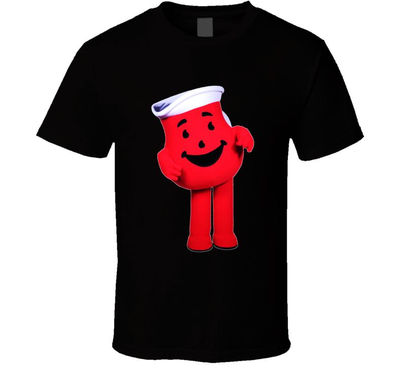 The Koolaid Man T Shirt