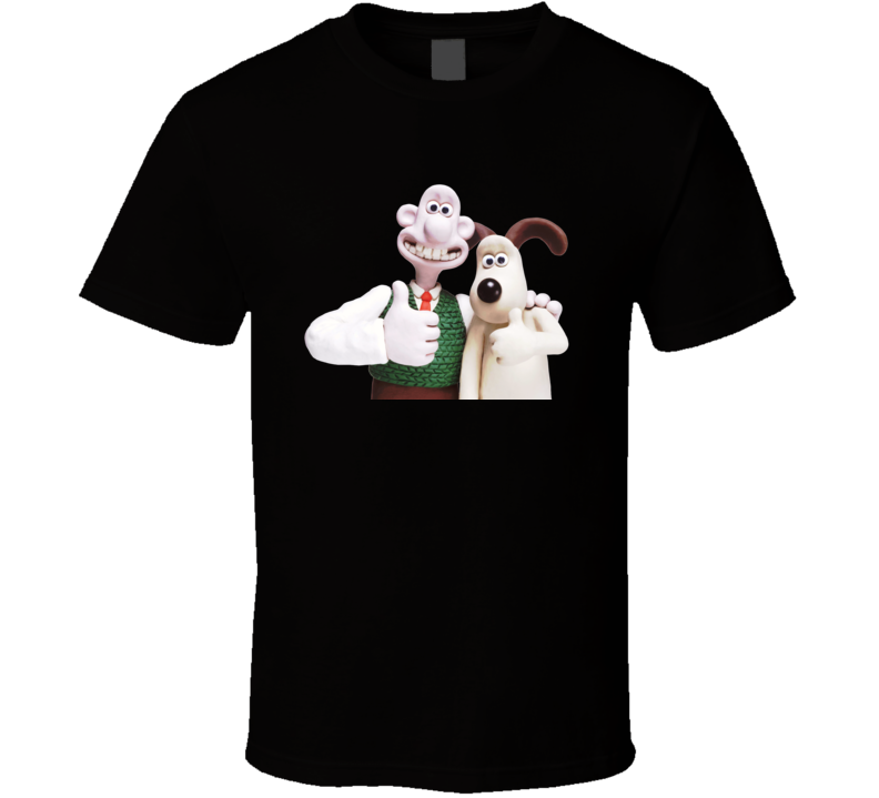 Wallace And Gromit T Shirt