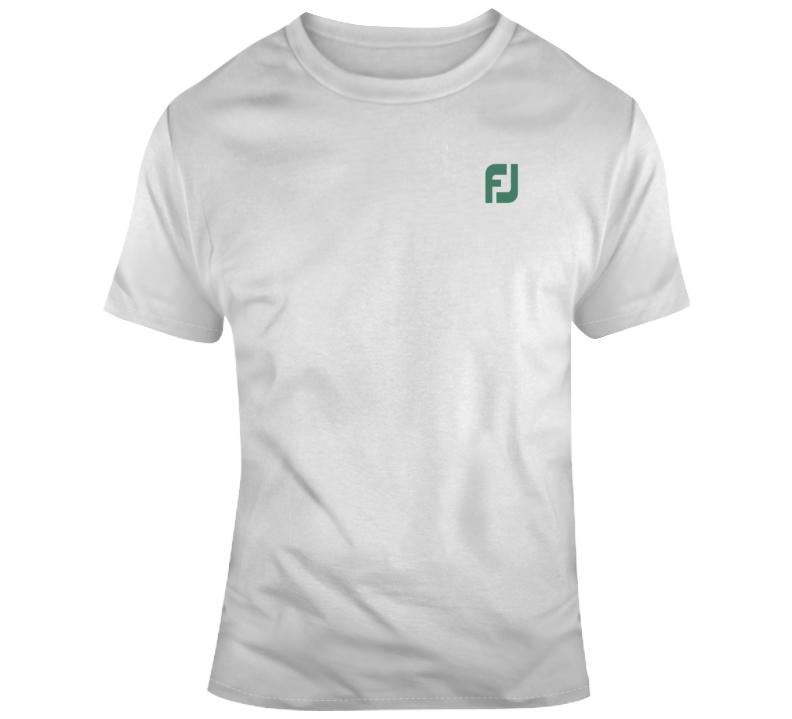Foot Joy Green New T Shirt