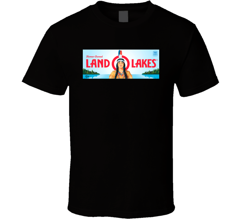 Land O Lakes Old Logo  T Shirt