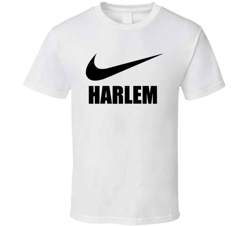 Harlem Just Do It T Shirt