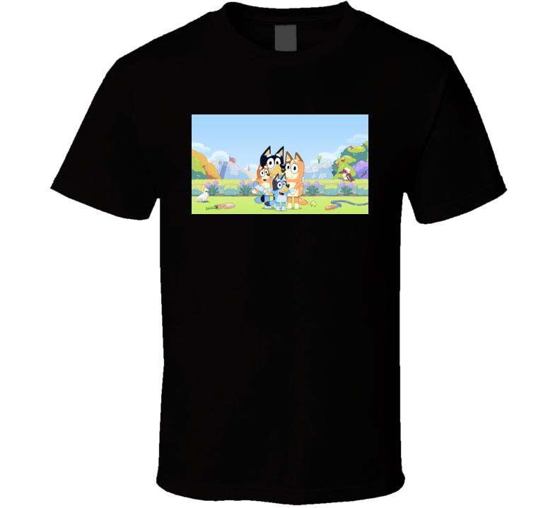 Bluey T Shirt