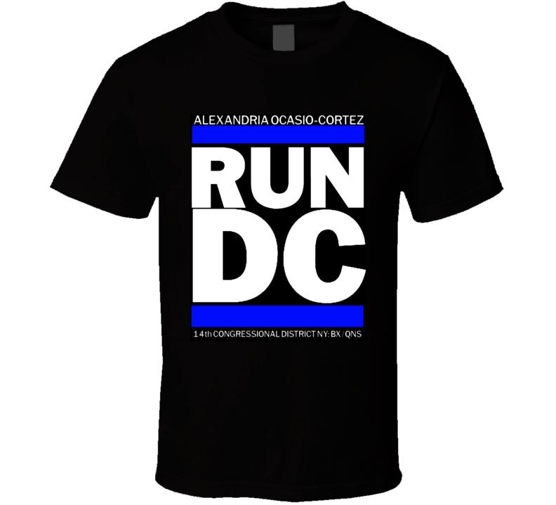 Run Dc T Shirt