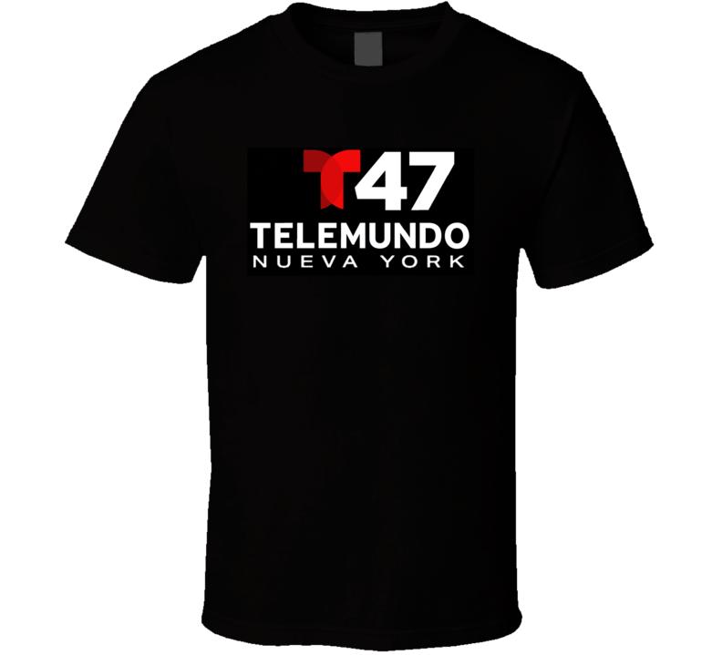 T47 Telemundo T Shirt