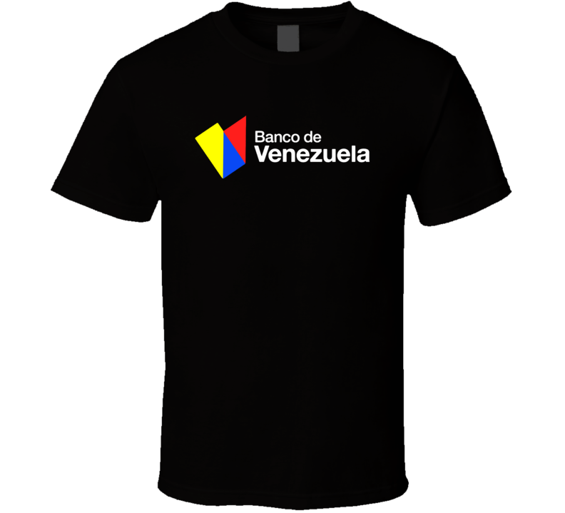 Banco De Venezuela T Shirt