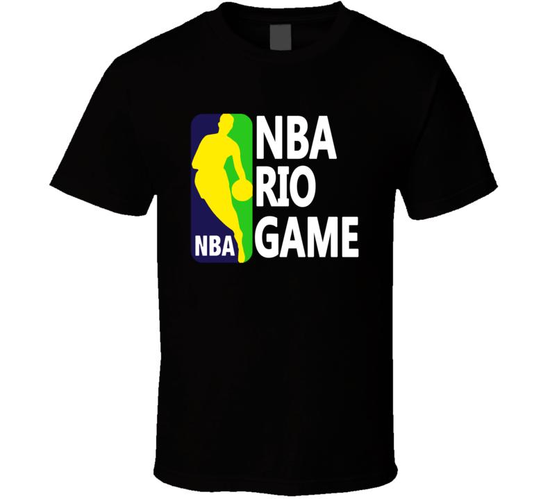 Nba Rio T Shirt