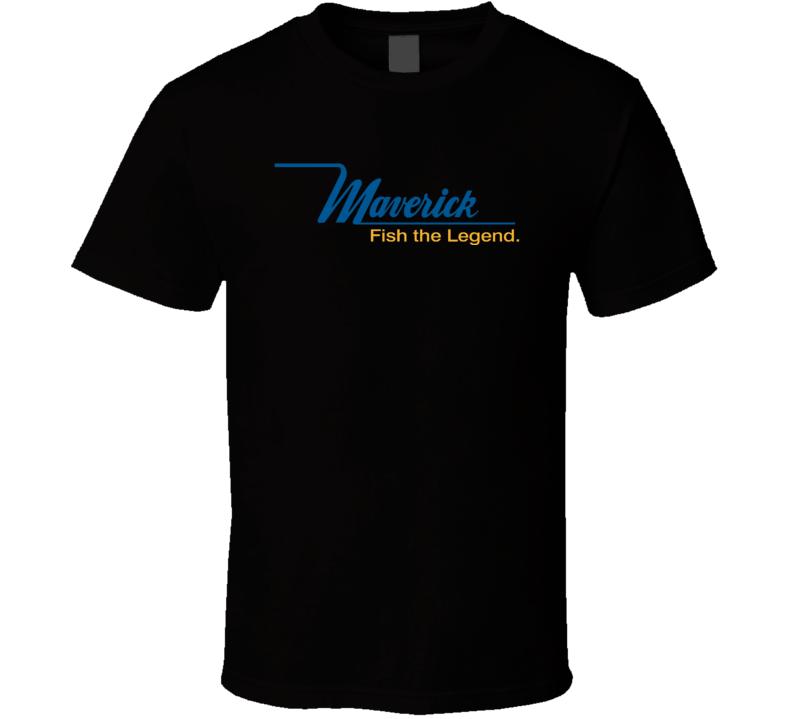 Maverick Fish The Legend T Shirt