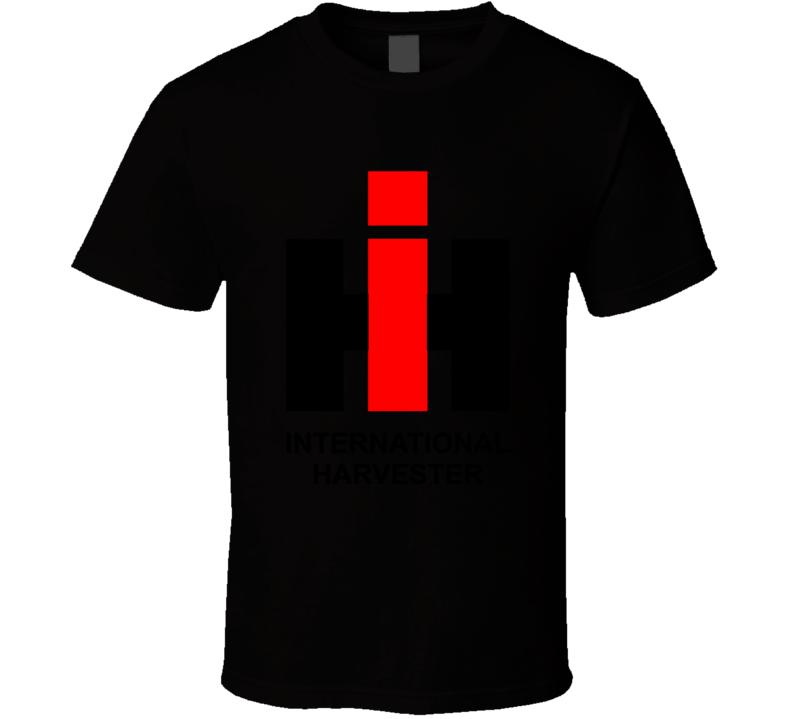 International Harvester Decals T Shirt