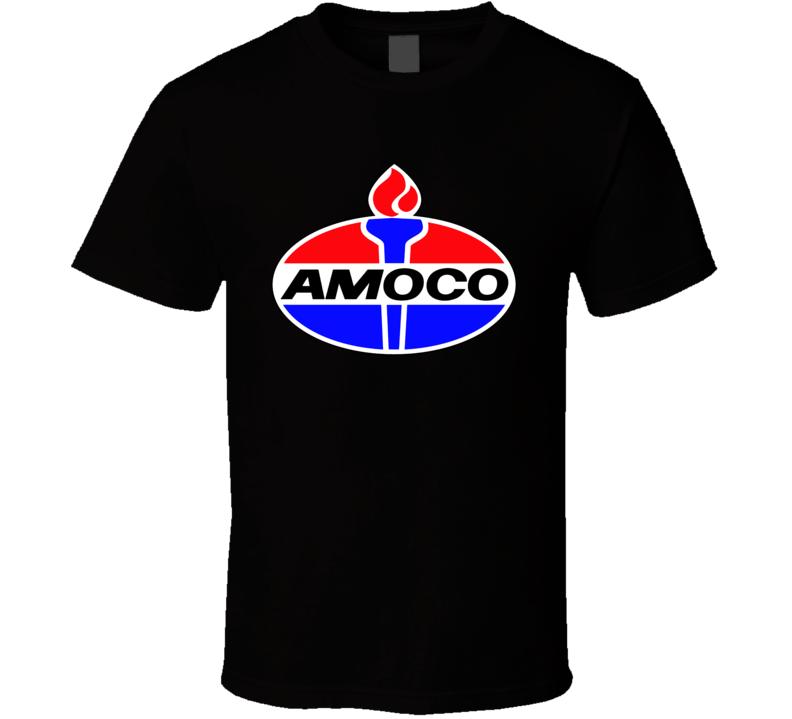 Amoco Decals T Shirt