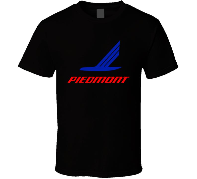 Vintage Piedmont Airline Logo T Shirt
