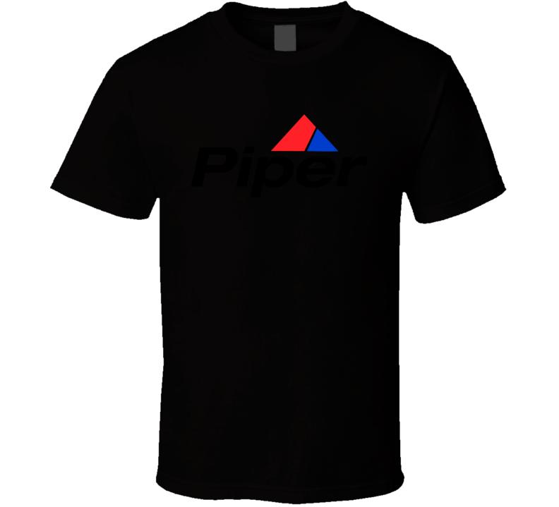 Vintage Piper Aviation T Shirt