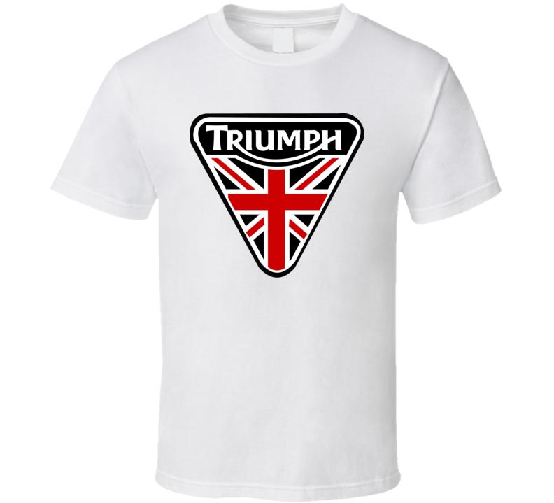Vintage Triumph Logo T Shirt