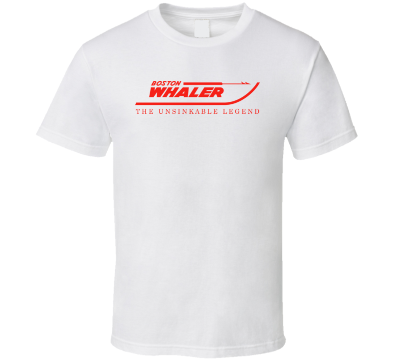 Boston Whaler Legend T Shirt