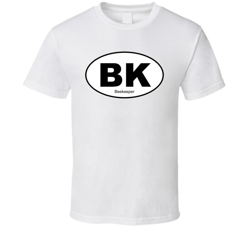 Beekeeper Bk Oval T Shirt