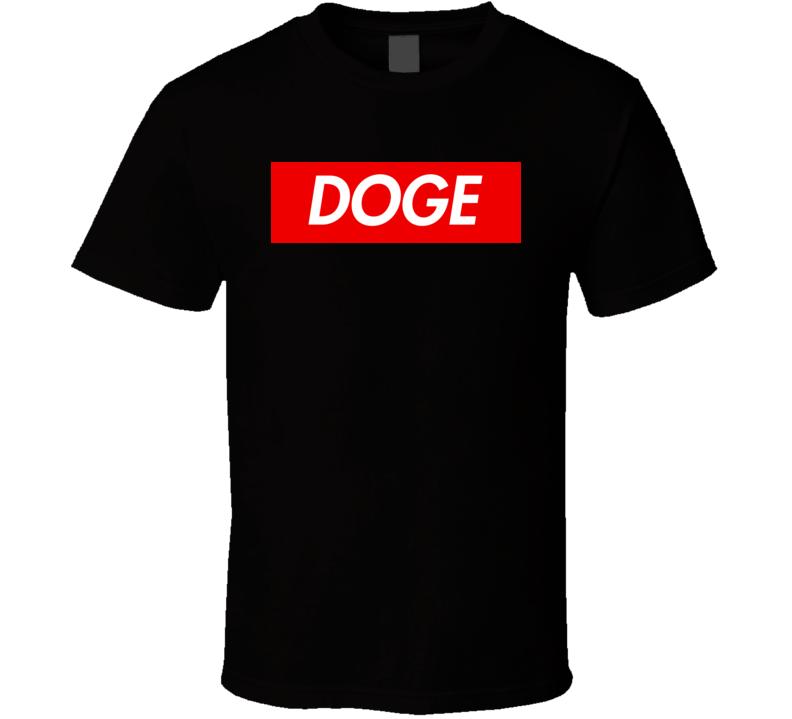 Doge Coin T Shirt