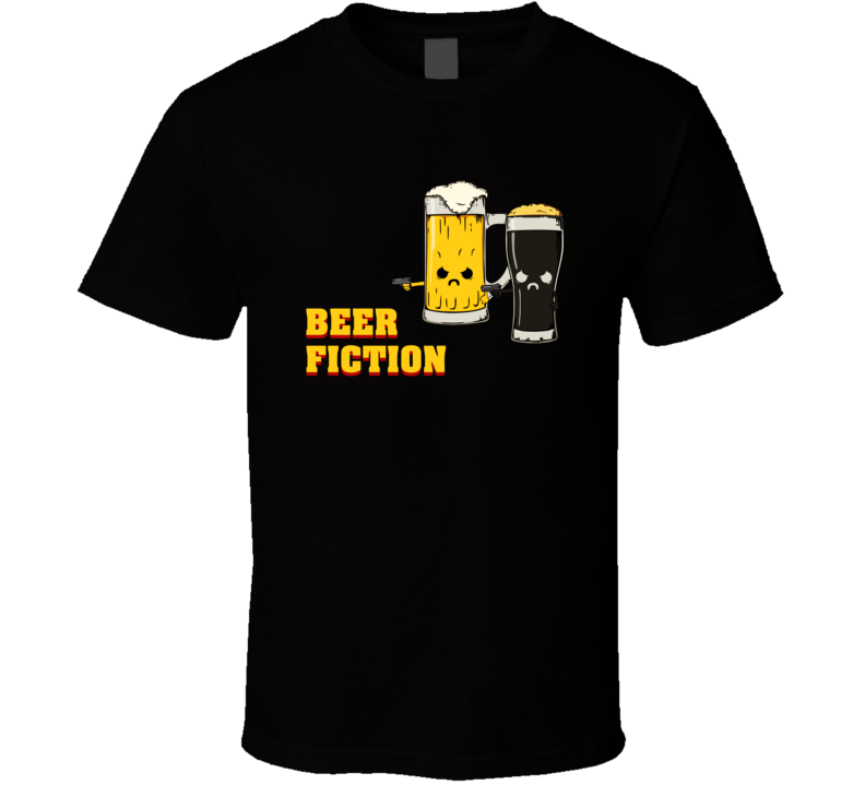 Beer Pulp Fiction T Shirt
