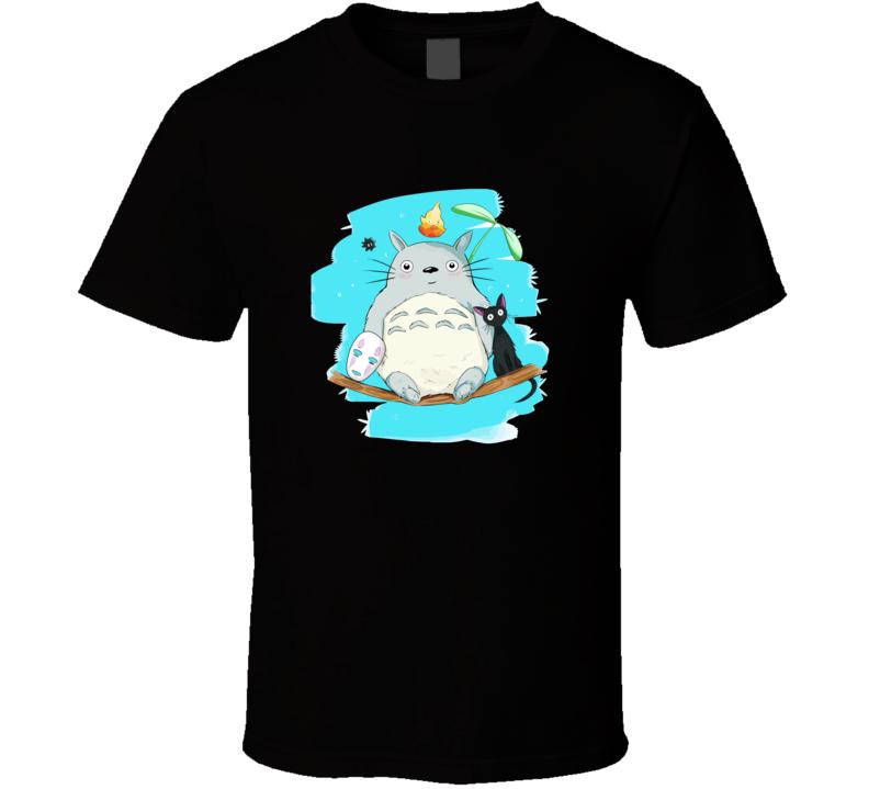 My Neighbor Totoro T Shirt