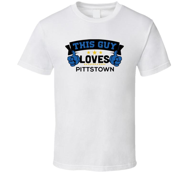 Loves Pittstown T Shirt