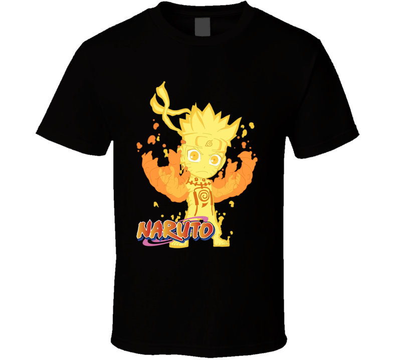 Naruto Design 1 T Shirt