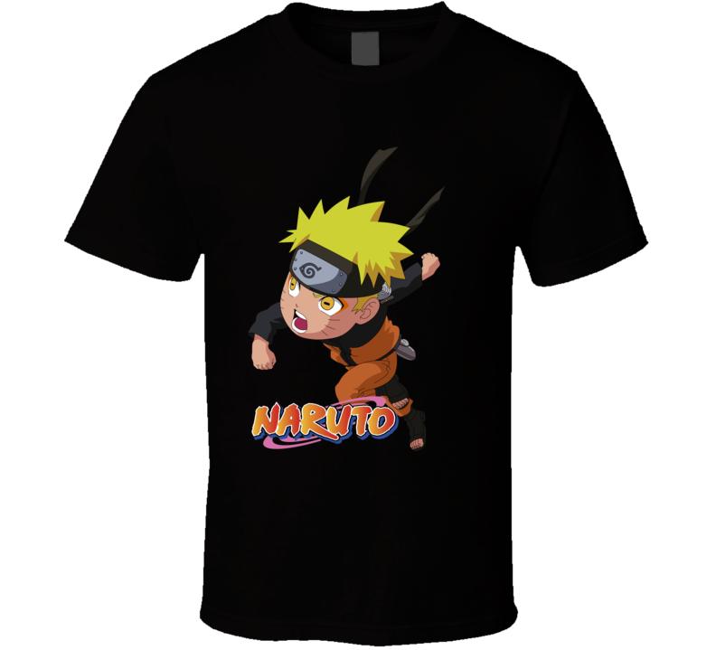 Naruto Design 6 T Shirt