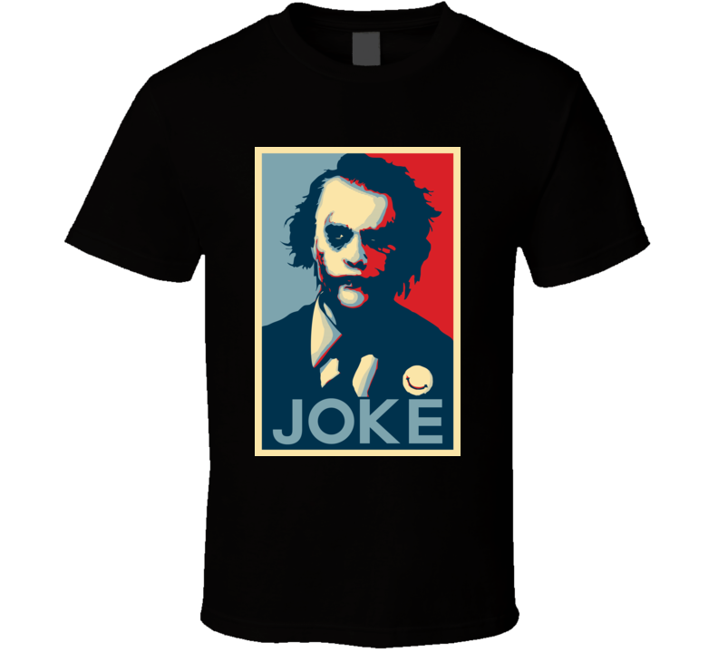 Joker Hope T Shirt
