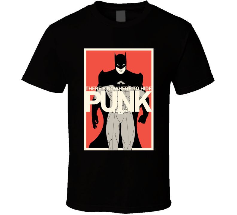 Batman Punk T Shirt
