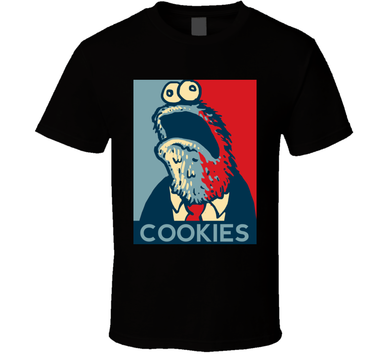 Monster Cookies T Shirt