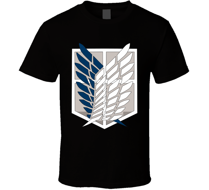 Attack On Titans T Shirt