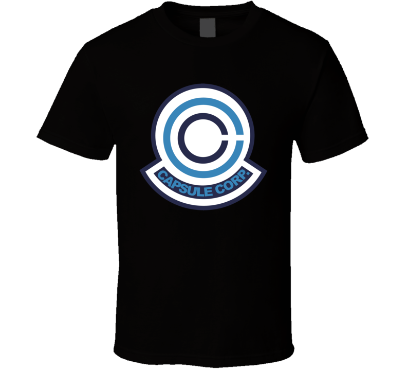 Capsule Corp Dragon Ball T Shirt