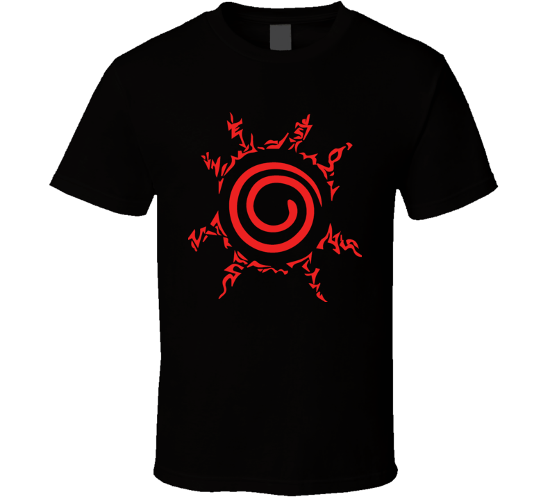 Naruto Seal T Shirt