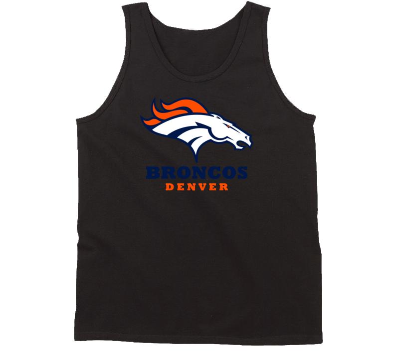 Denver Broncos Tanktop Black