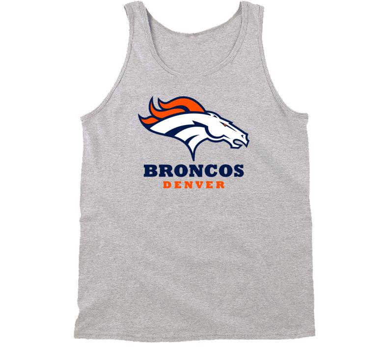 Denver Broncos Tanktop Sport Grey
