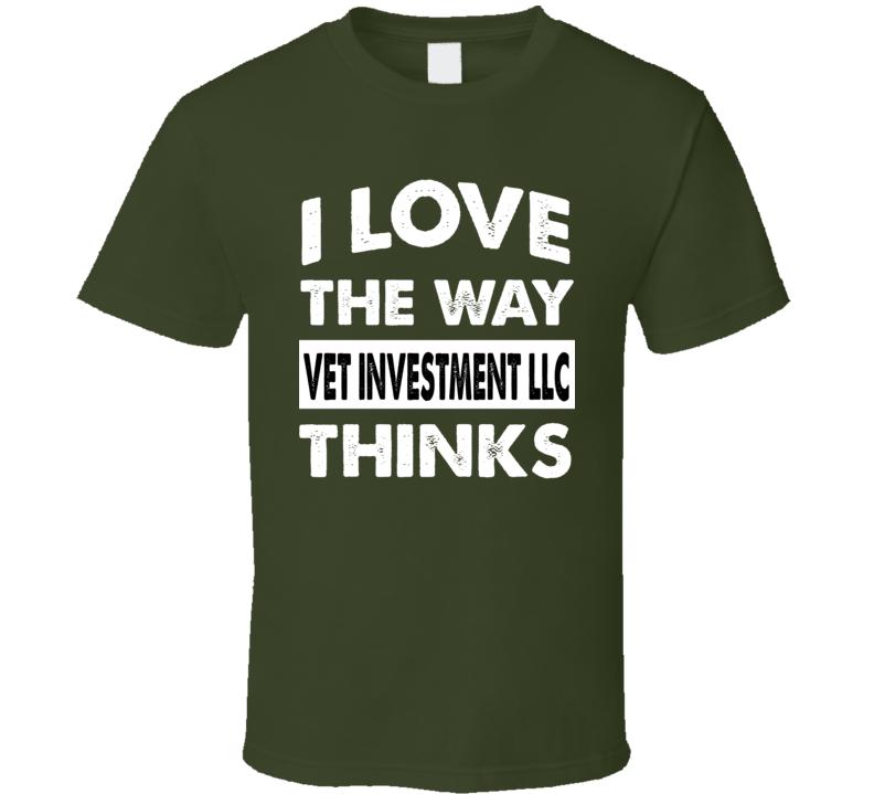 Vet Investment T Shirt