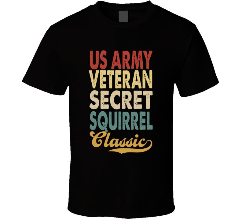 Secret Squirrel T Shirt