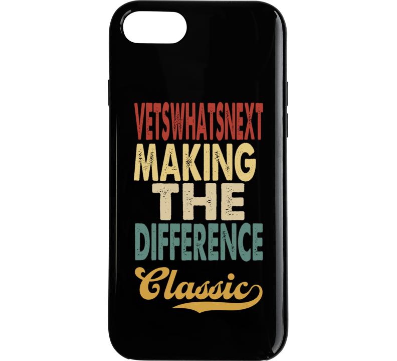 Vwn Phone Case