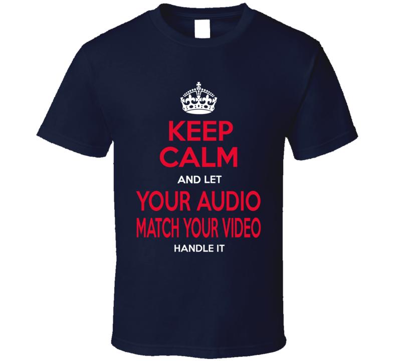 Audio T Shirt