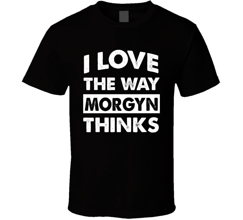 Morgyn T Shirt