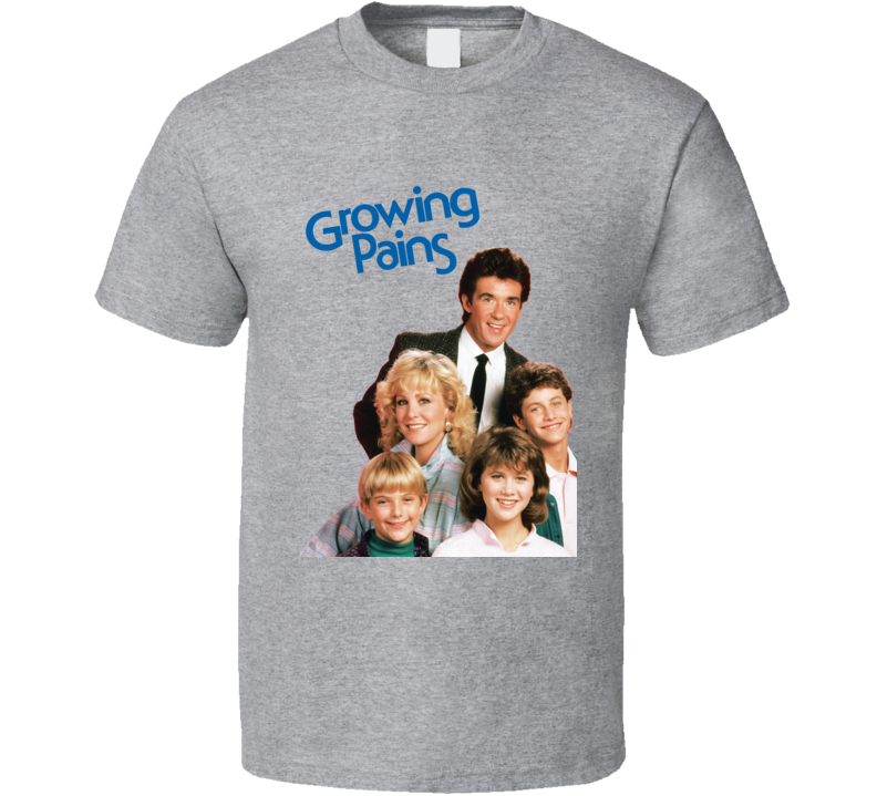 Growing Pains Cool T Shirt