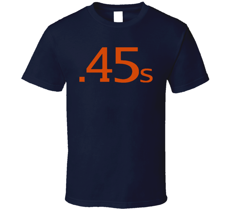 Houston Colt 45s Logo Retro Baseball T Shirt
