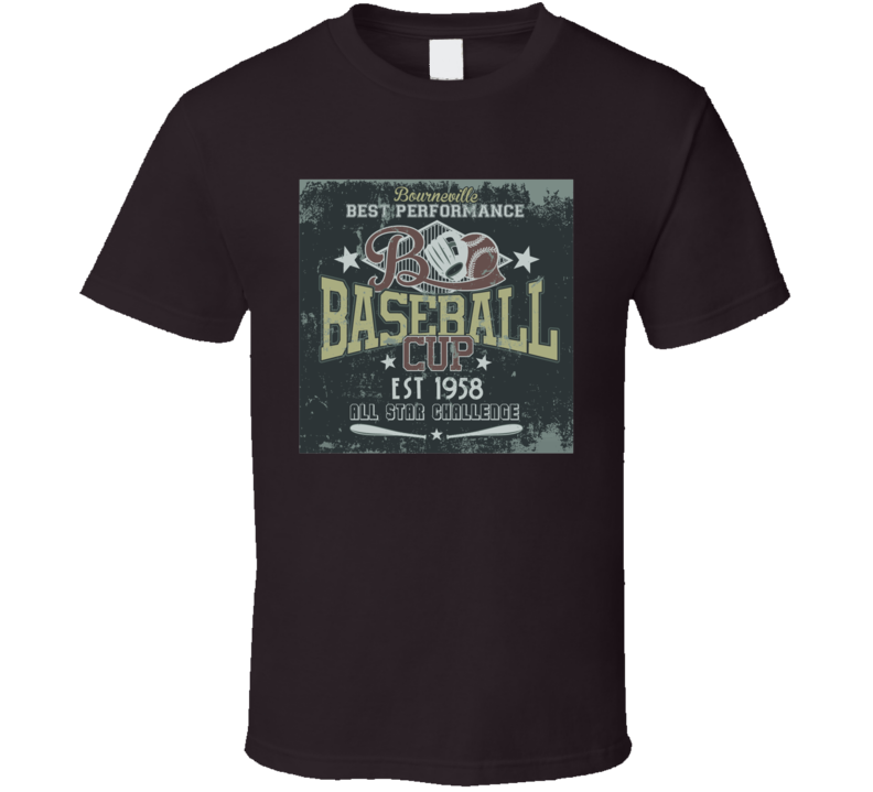 Baseball - Vector Graphics And Typography T-shirt Design For Apparel T Shirt