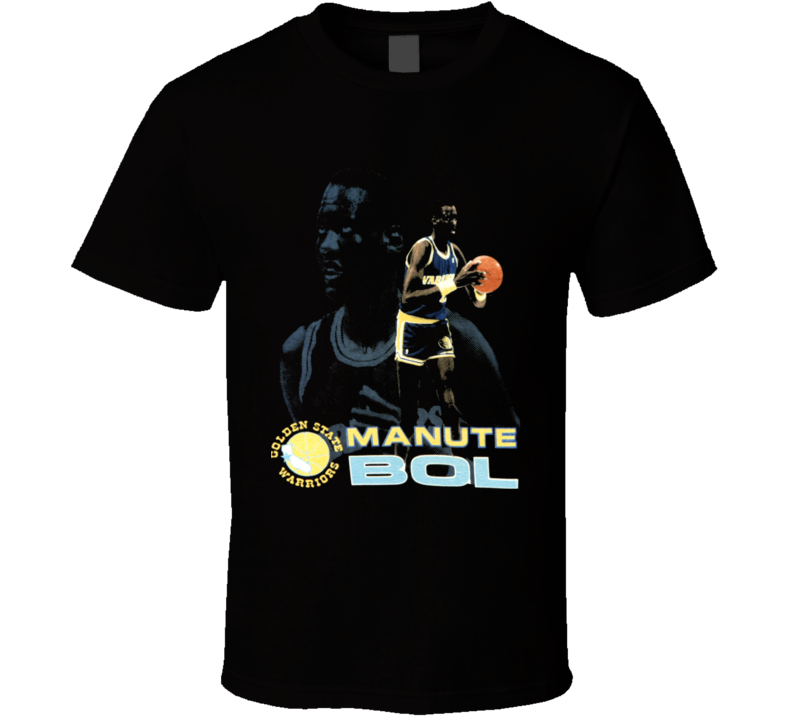 Manute Bol Retro Basketball T Shirt
