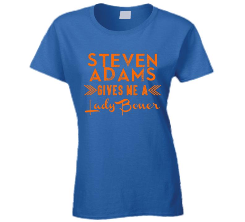 Steven Adams Gives Me A Lady Boner Oklahoma City Basketball T Shirt