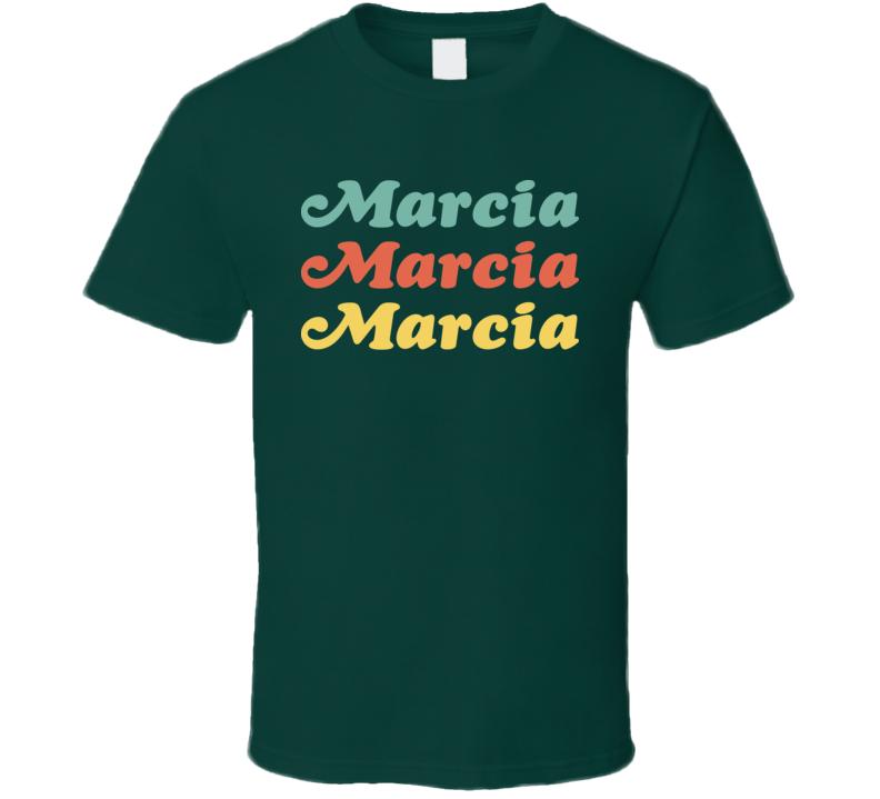 Marcia Classic T Shirt