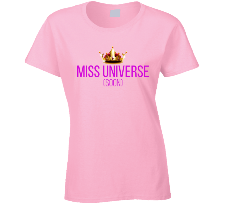 Miss Universe Soon IG Bae Babe Model Famous Ladies T Shirt