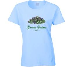Garden Goddess T Shirt