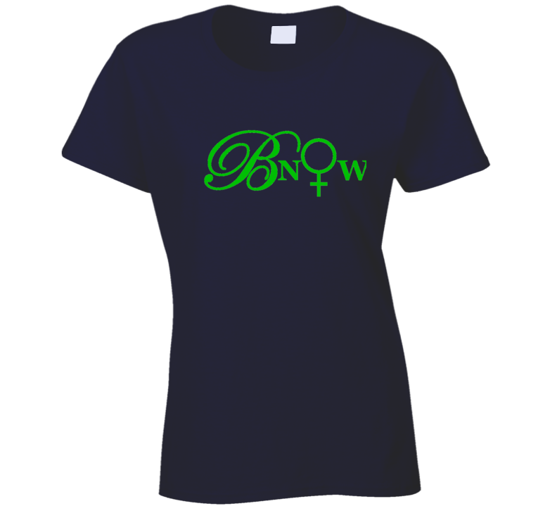 Bnow Lime Green T Shirt