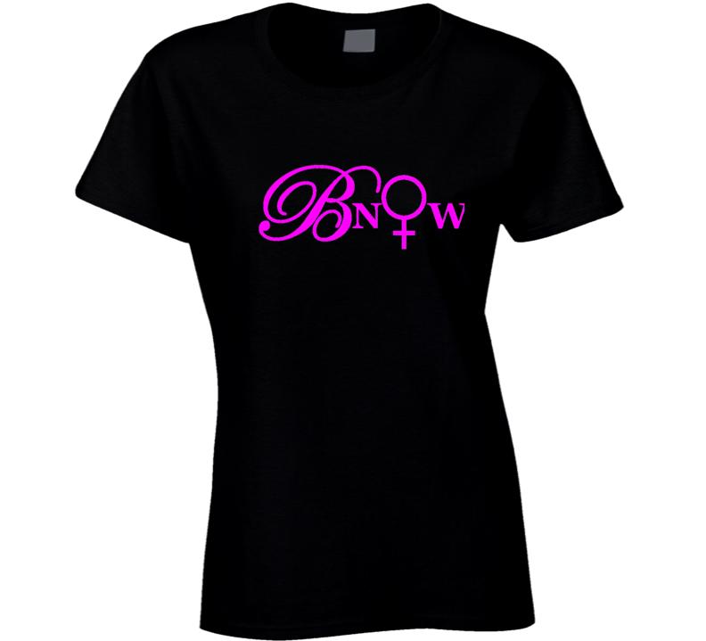 Bnow Pink T Shirt