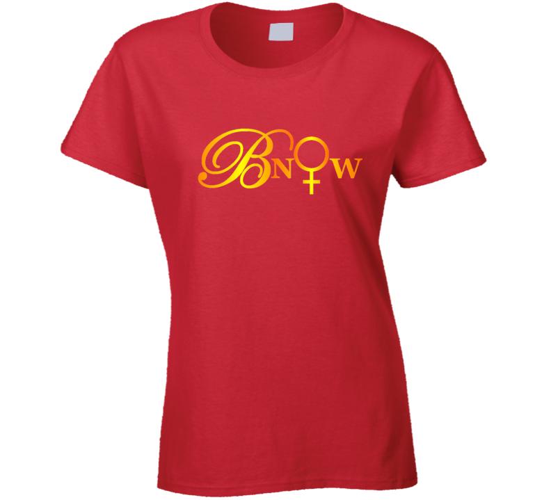 Bnow Letters Warm T Shirt